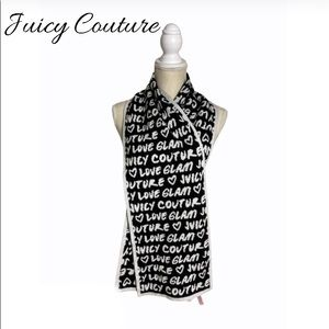 Juicy Couture Winter Scarf